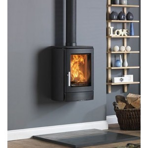 Acr Neo 1w Stove Wall Hung Mounted Acr Contemporary Stove