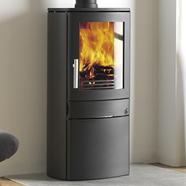 Acr Neo 1c Stove With Cupboard Base Acr Contemporary Stove