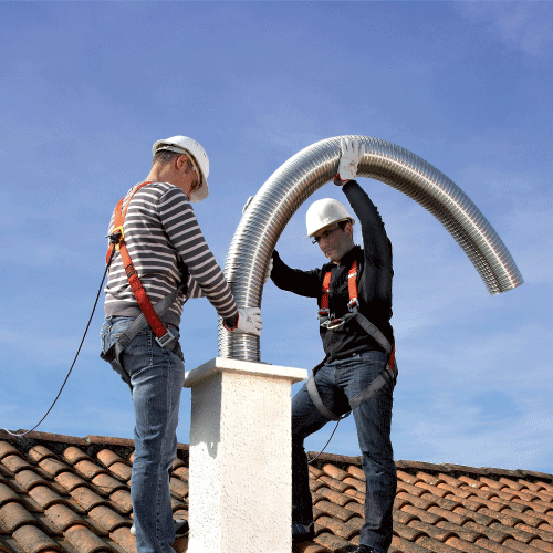 Flexible Chimney Liners Flexible Flue Liners For Multi